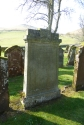 Hogg gravestone