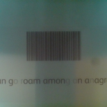 Man gO Roam amonG An anagram (KC)