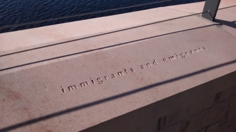 immigrants and emigrants
