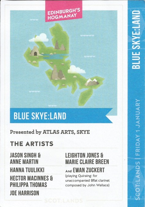 BLUE SKYE LAND 1