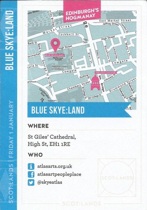 BLUE SKYE LAND 2