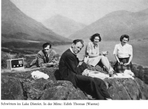 Schwitters in Lake District