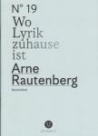 Rautenberg Wo Lyrik zuhause ist 1