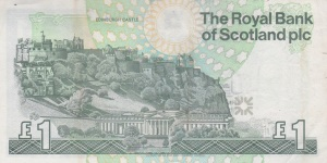 RBS £1 note