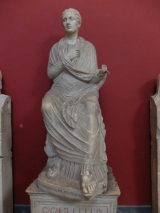 Sappho Musei Vaticani
