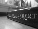 Herbert Collected spine